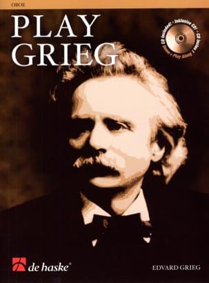 Play Grieg for Oboe GRIEG Partition Hautbois - laflutedepan