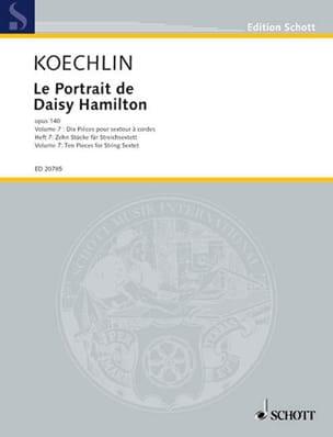 Le Portrait de Daisy Hamilton Op.140 Vol.7 laflutedepan