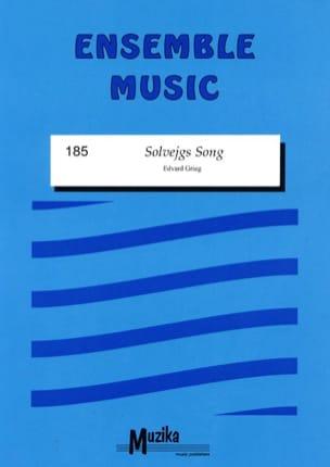 Solvejgs Song GRIEG Partition ENSEMBLES - laflutedepan