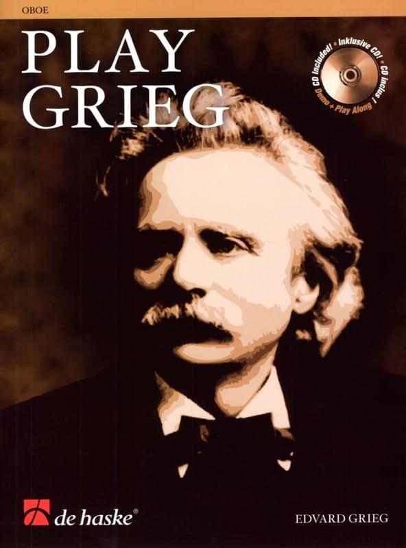 Play Grieg for Oboe - GRIEG - Partition - Hautbois - laflutedepan.com