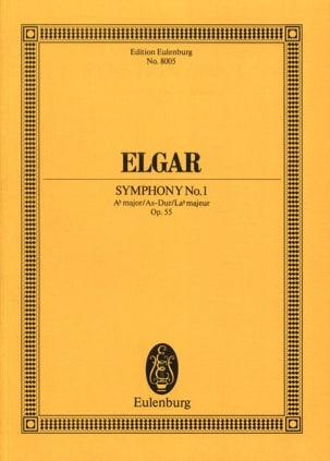Sinfonie Nr. 1 As-Dur - Conducteur - ELGAR - laflutedepan.com