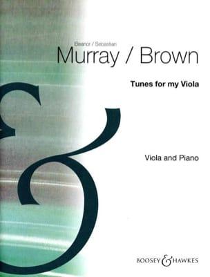 Tunes for my Viola Murray Eleanor / Brown Sebastian laflutedepan