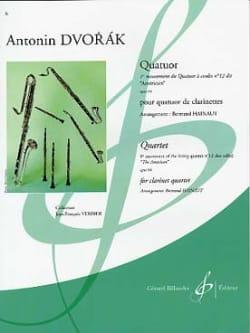 1er Mouvement du Quatuor Opus 96 DVORAK Partition laflutedepan