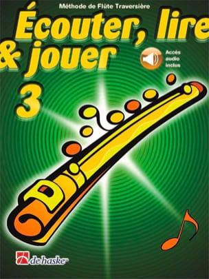 Ecouter Lire et Jouer - Méthode Volume 3 - Flûte traversière laflutedepan