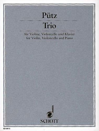 Trio -Violine Violoncello Klavier - Eduard Pütz - laflutedepan.com