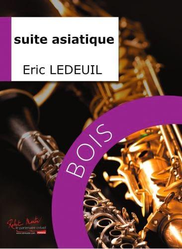 Suite asiatique - Eric Ledeuil - Partition - laflutedepan.com