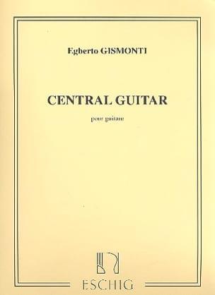 Central Guitare - Egberto Gismonti - Partition - laflutedepan.com