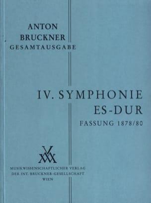 Symphonie Nr. 4 Es-Dur 2. Fassung 1878/80 [Bd. 4/2] laflutedepan