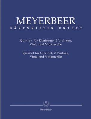 Quintett - Klarinette 2 Violinen Viola Cello - Partitur + Stimmen laflutedepan