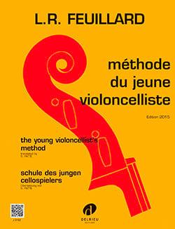 Méthode du Jeune Violoncelliste - FEUILLARD - laflutedepan.com