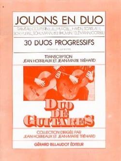 Jouons en duo - 30 Duos progressifs laflutedepan
