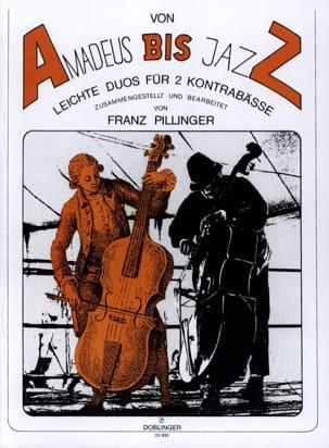Von Amadeus bis Jazz - 2 Kontrabässe - laflutedepan.com