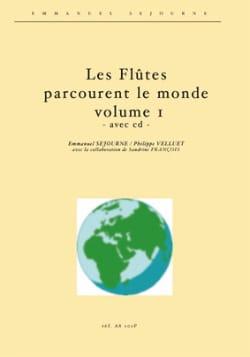 Les Flûtes Parcourent le Monde Volume 1 / CD - Flûte laflutedepan