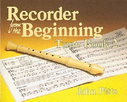 Recorder from the Beginning - Tune Book 2 John Pitts laflutedepan