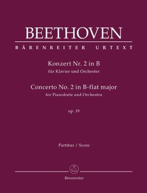 Concerto pour Pianoforte et Orchestre n° 2 en si bémol majeur, op. 19 - laflutedepan.com