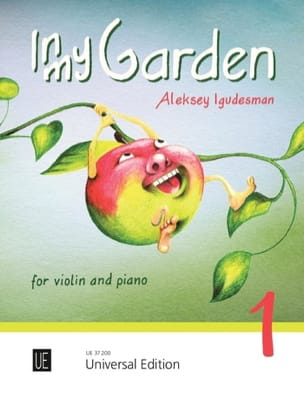 In My Garden - Volume 1 Aleksey Igudesman Partition laflutedepan