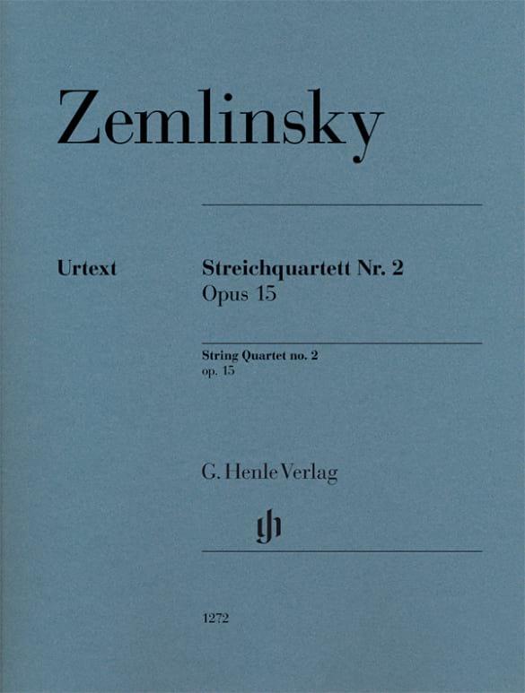 Quatuor à Cordes n° 2, op. 15 - Parties - laflutedepan.com