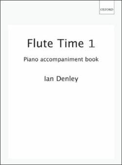 Flute Time - Volume 1 - Piano accompaniment Ian Denley laflutedepan