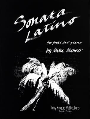 Sonata Latino Mike Mower Partition Flûte traversière - laflutedepan