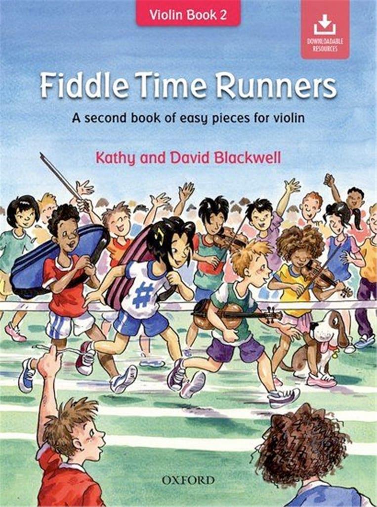 Fiddle Time Runners - Violon - Partition - laflutedepan.com