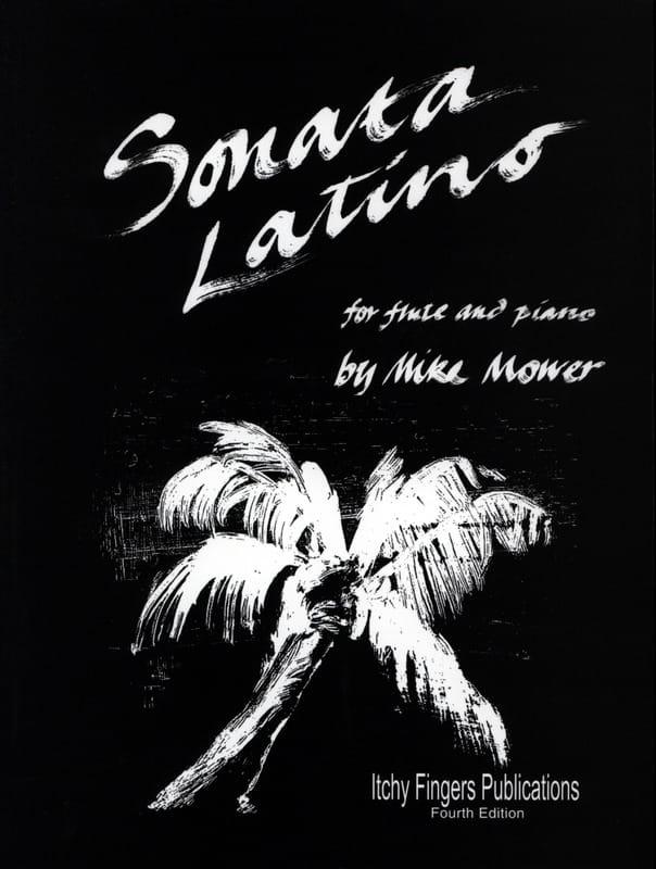 Sonata Latino - Mike Mower - Partition - laflutedepan.com