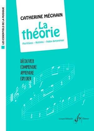 La Théorie - Catherine Méchain - Partition - laflutedepan.com