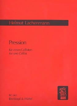 Pression Für Einen Cellisten - Epuisé, Remplacé par Eb9221 - laflutedepan.com