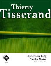 Mister Ioso Song / Rumba Marica TISSERAND Partition laflutedepan