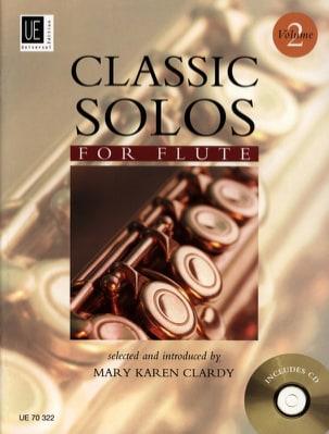 Classic Solos For Flute Vol.2 - Partition - laflutedepan.com