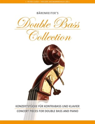 Concert Pieces for Double Bass and Piano Partition laflutedepan
