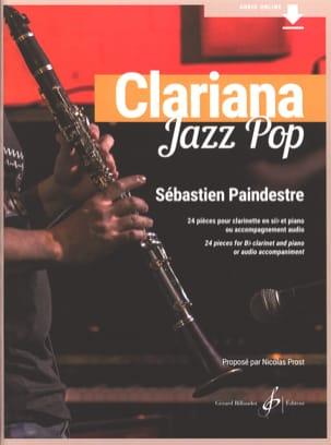 Clariana Jazz Pop - Sébastien Paindestre - laflutedepan.com