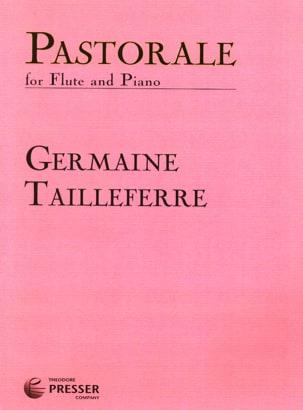Pastorale Germaine Tailleferre Partition laflutedepan