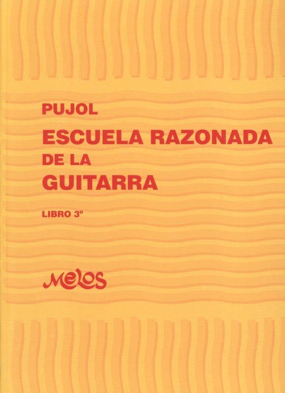 Ecole raisonnée de la guitare -Livre 3 - laflutedepan.com