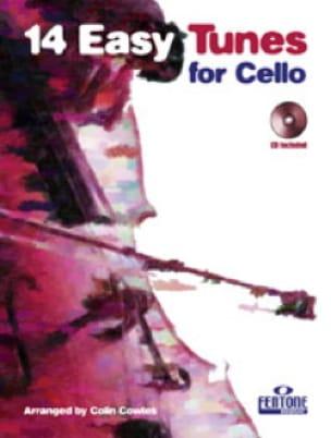14 Easy tunes for Cello - Colin Cowles - Partition - laflutedepan.com