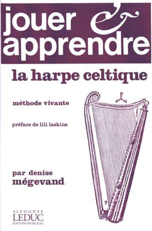 Jouer et apprendre la Harpe Celtique Denise Mégevand laflutedepan