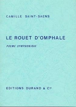 Le rouet d'Omphale - Conducteur SAINT-SAËNS Partition laflutedepan