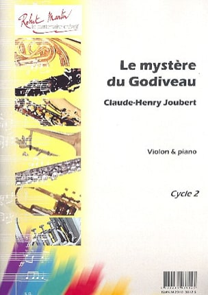 Le Mystère du Godiveau Claude-Henry Joubert Partition laflutedepan