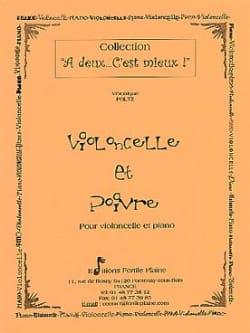 Violoncelle et poivre - Véronique Poltz - Partition - laflutedepan.com