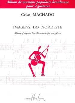 Imagens do Nordeste - 2 Guitares Celso Machado Partition laflutedepan