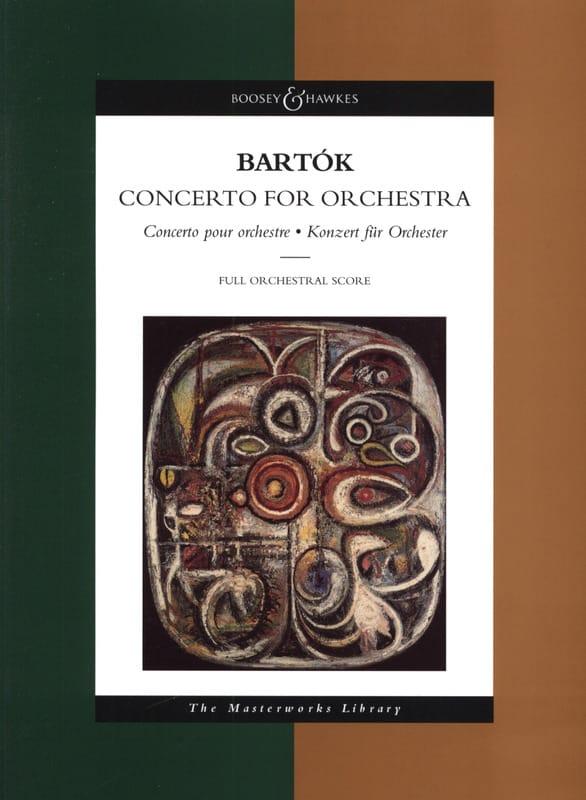 Concerto pour orchestre - Score - BARTOK - laflutedepan.com