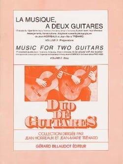 La musique à deux guitares -Volume 2 laflutedepan