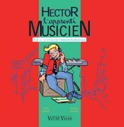 Sylvie DEBEDA, Florence MARTIN et Caroline HESLOUIS - CD - Hector The Apprentice Musician - Volume 5 - Partition - di-arezzo.co.uk