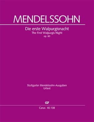 La première Nuit de Walpurgis, op. 60 laflutedepan