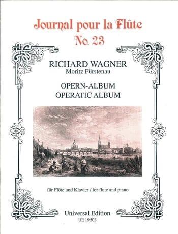Opern-Album -Flöte Klavier - laflutedepan.com