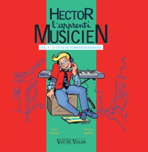 CD - Hector L'apprenti Musicien - Volume 5 - laflutedepan.com