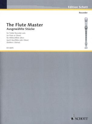 The Flute Master Partition Flûte à bec - laflutedepan