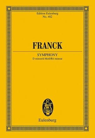 César Franck - Sinfonie D-Moll Ré Min. - Driver - Partition - di-arezzo.co.uk