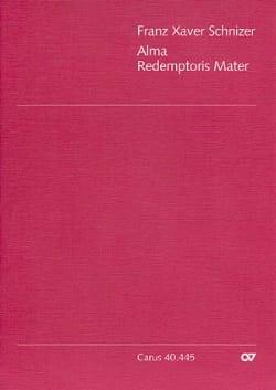 Alma Redemptoris Mater -Partitur - laflutedepan.com