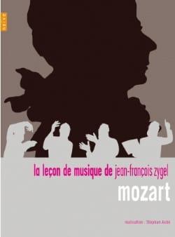 La Leçon De Musique - Mozart Jean-François Zygel laflutedepan