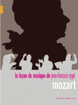 La Leçon De Musique - Mozart - Jean-François Zygel - laflutedepan.com